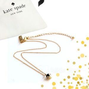 kate spade Dashing Beauty Penguin Necklace